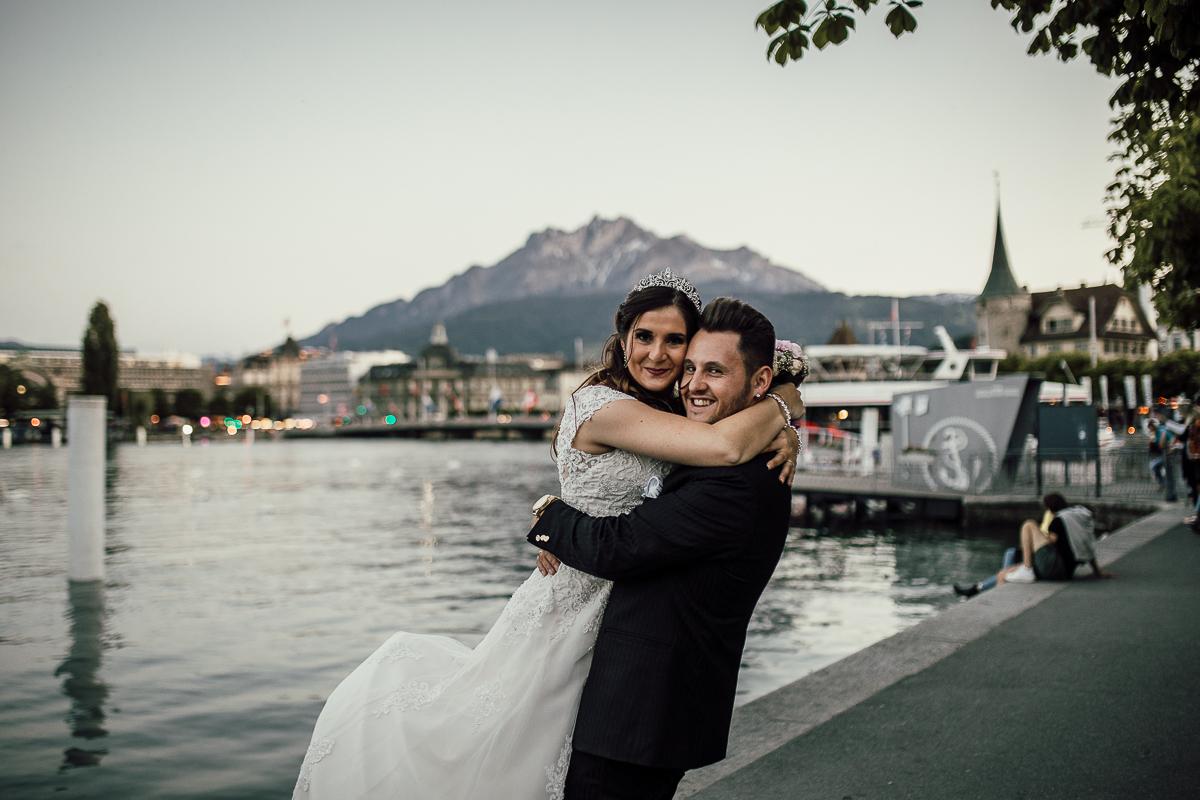 Hochzeit Hotel Schweizerhof Luzern